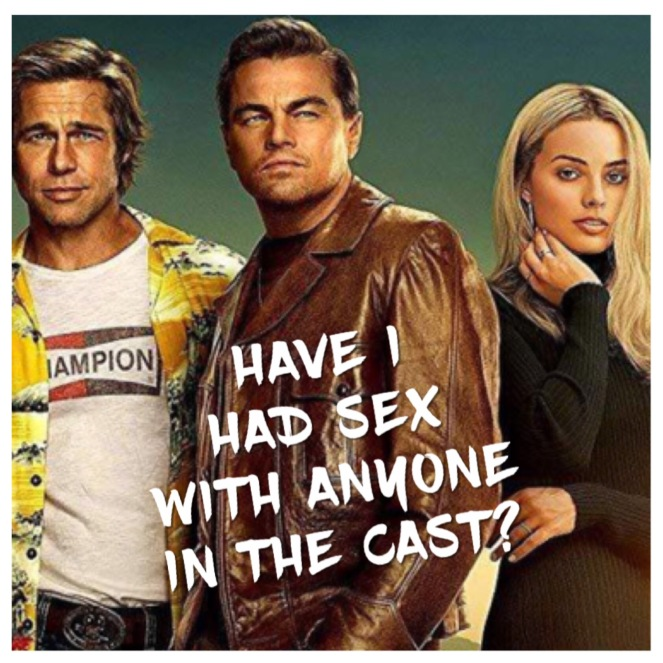 Once Upon A Time In Hollywood Cast