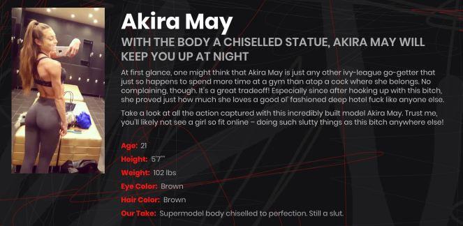 Akira May