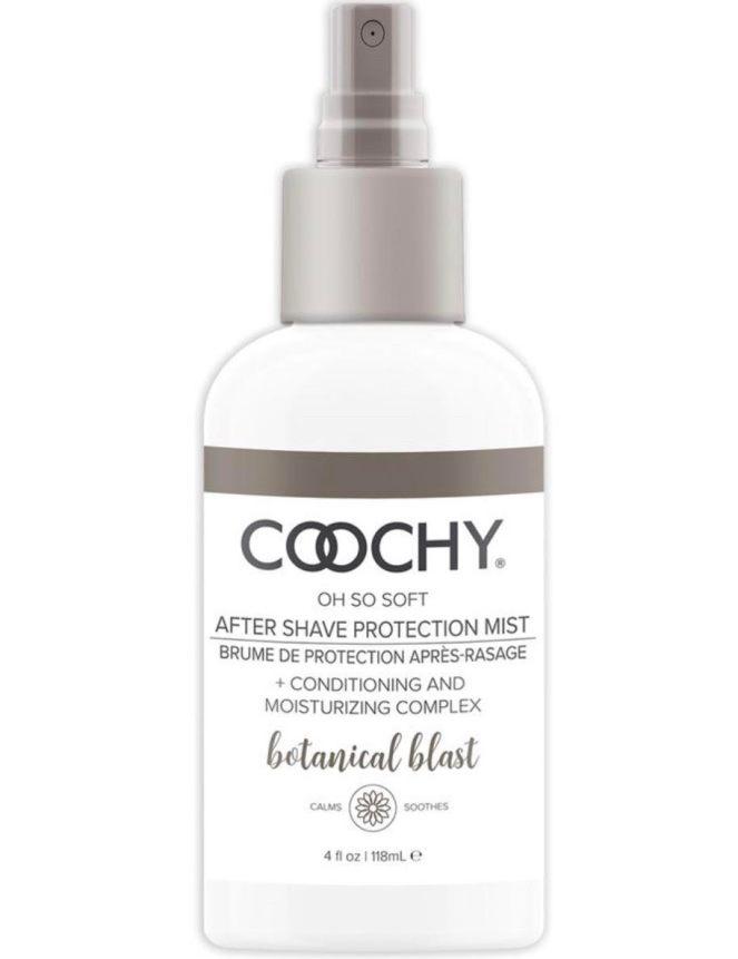 Coochy Shave Cream.