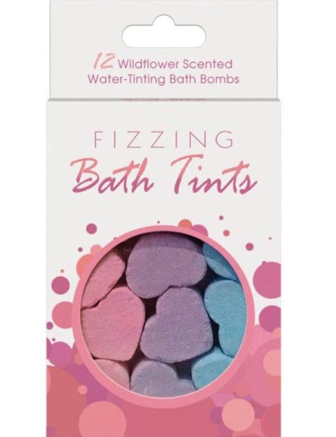 Fizzing Bath Tints