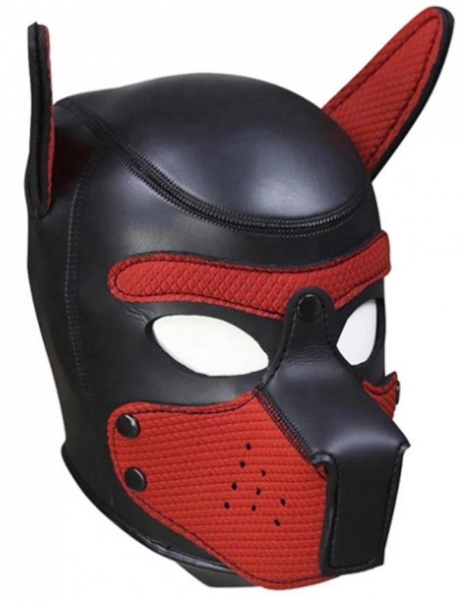 Neoprene Puppy Hood Mask