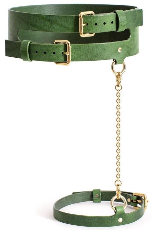 Anoses Belt Destiny Green