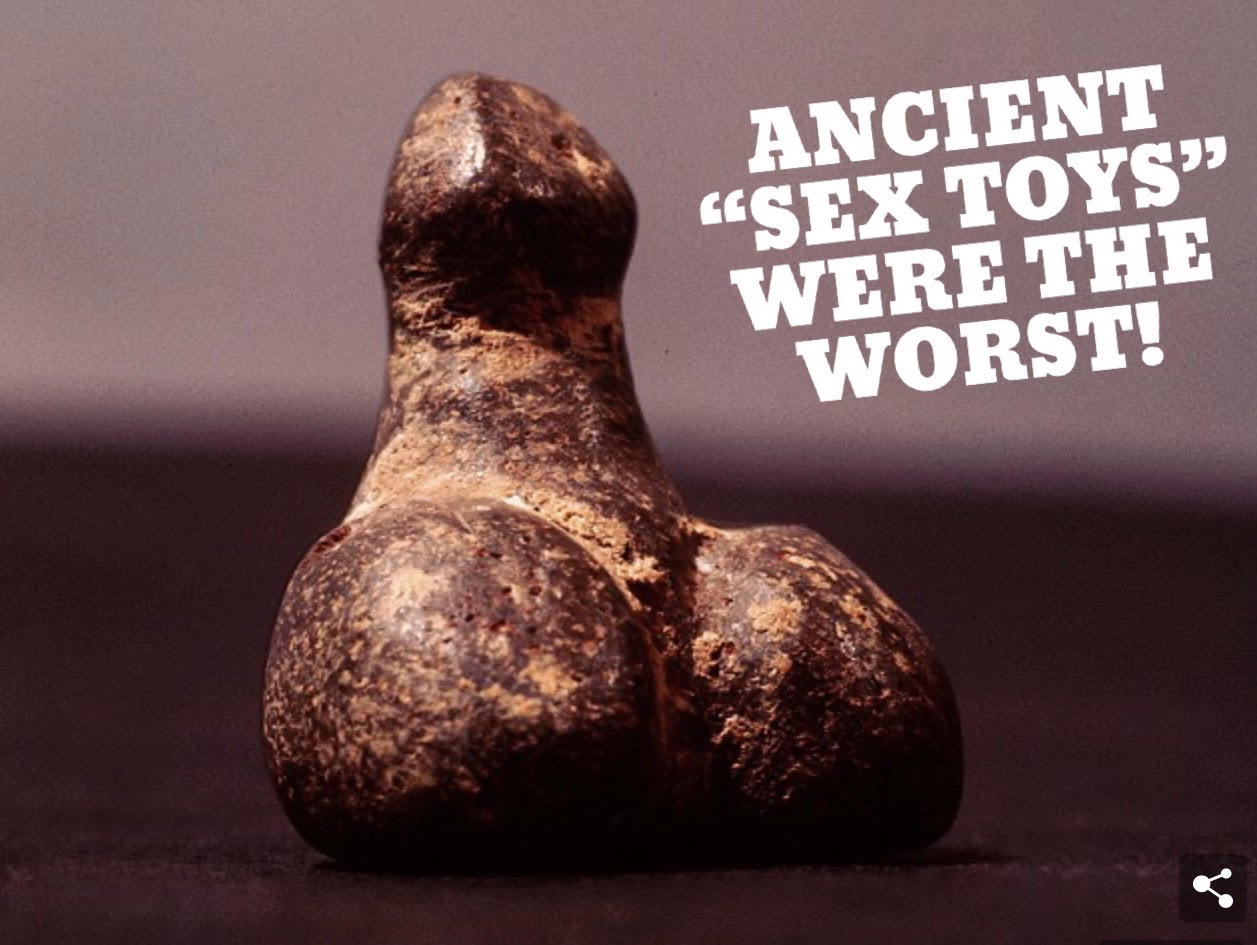 Ancient sex toys