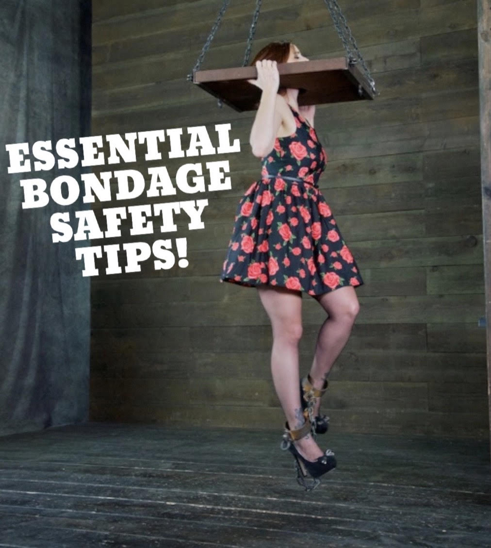 Essential Bondage Safety Tip #3