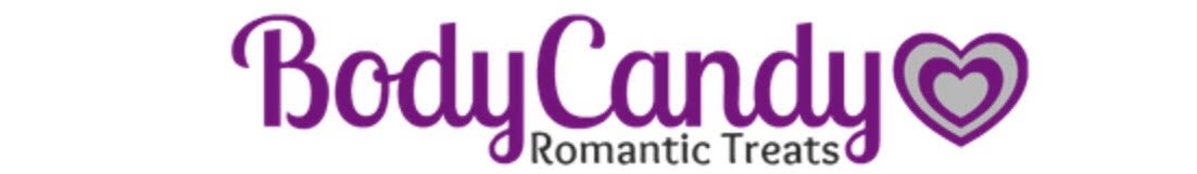 "alt=""Banner image of the Body Candy Romantic Treats website logo"">"