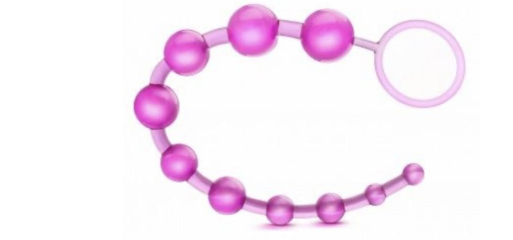 Sassy 10 Anal Beads