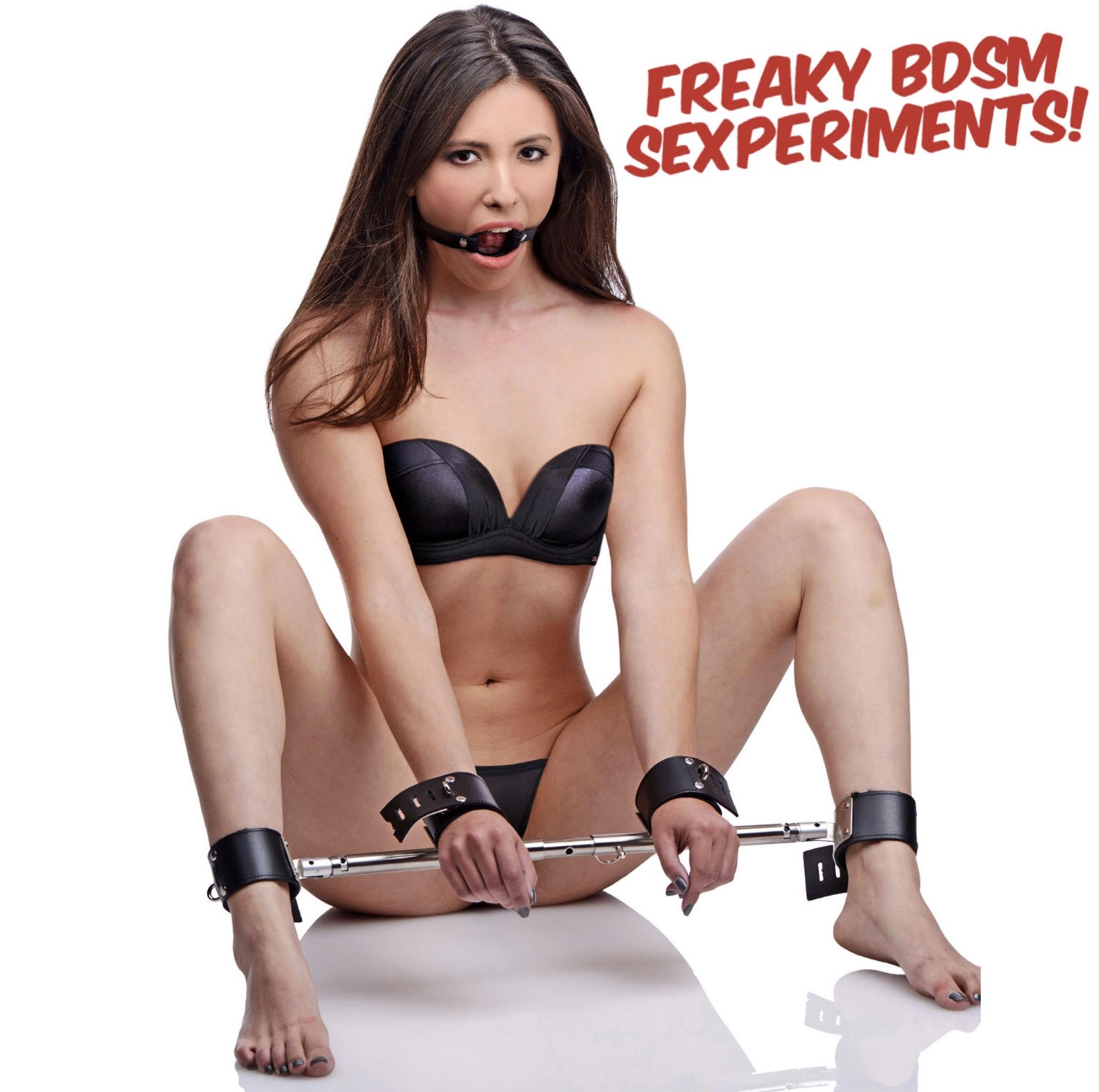 Freaky BDSM Sexperiments Makes Quarantine Fun33
