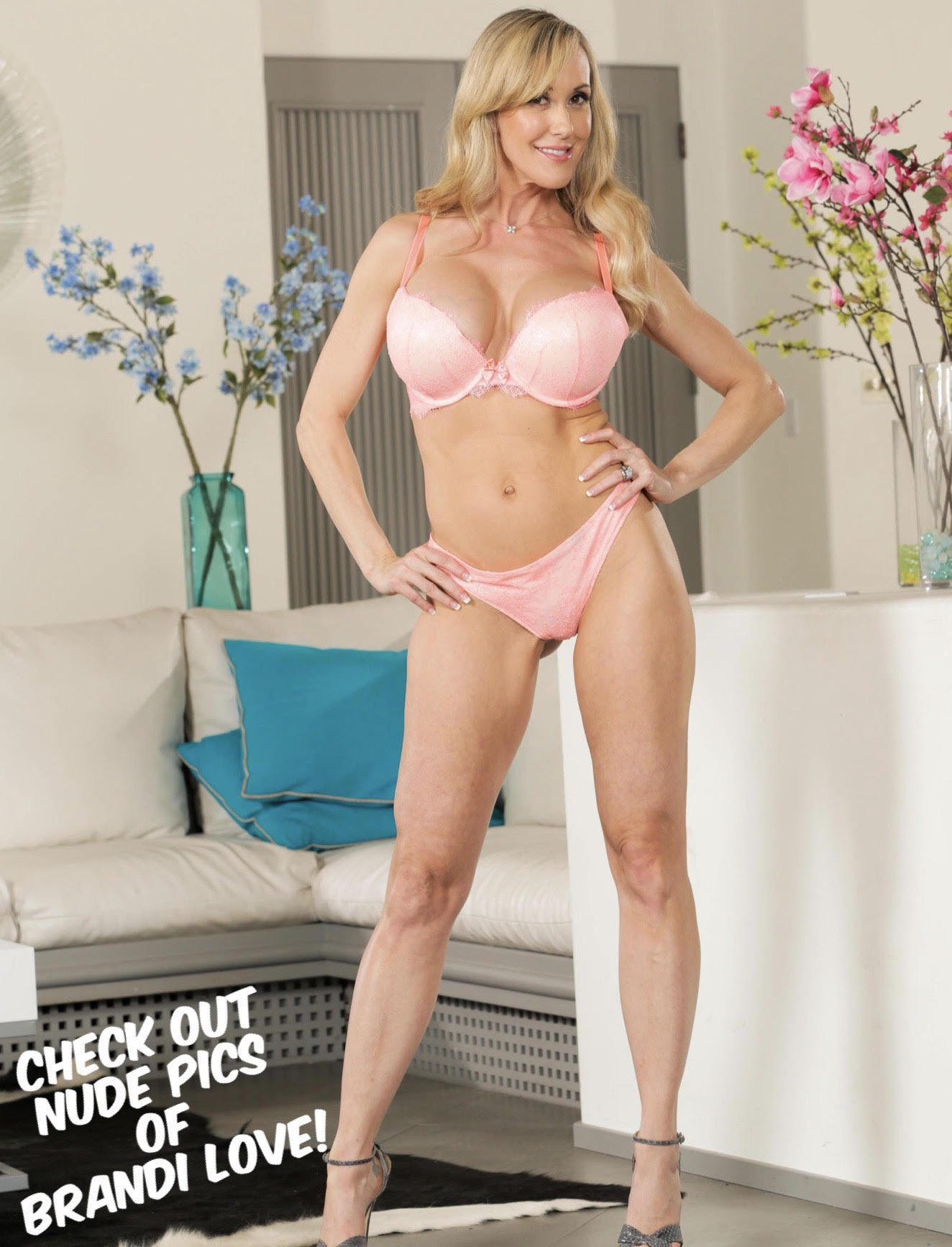 "alt=""Porn star Brandi love wearing lingerie"">"