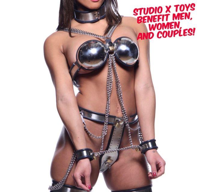 Studio X Toys Benefit Men, Women, and Couples!