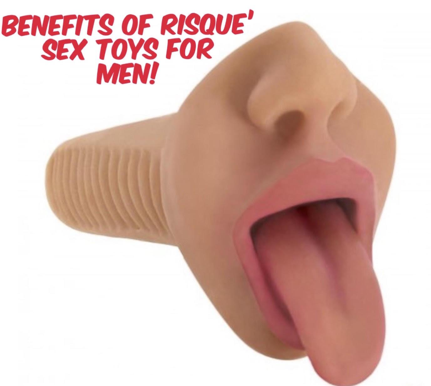 Benefits of Risqué Sex Toys_Men